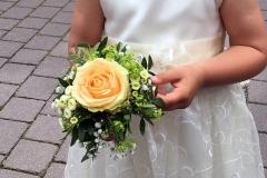 Blumen Krug - Hochzeitsstrauss