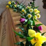 Blumen Krug – Trauerfloristik