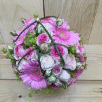 Blumen Krug – Hochzeitsstrauss